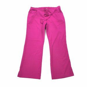 Grey's Anatomy | Petite Fushia Pink Scrub Bottoms